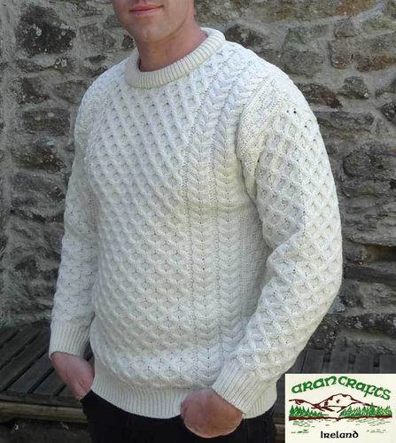 CORK IRISH SWEATER