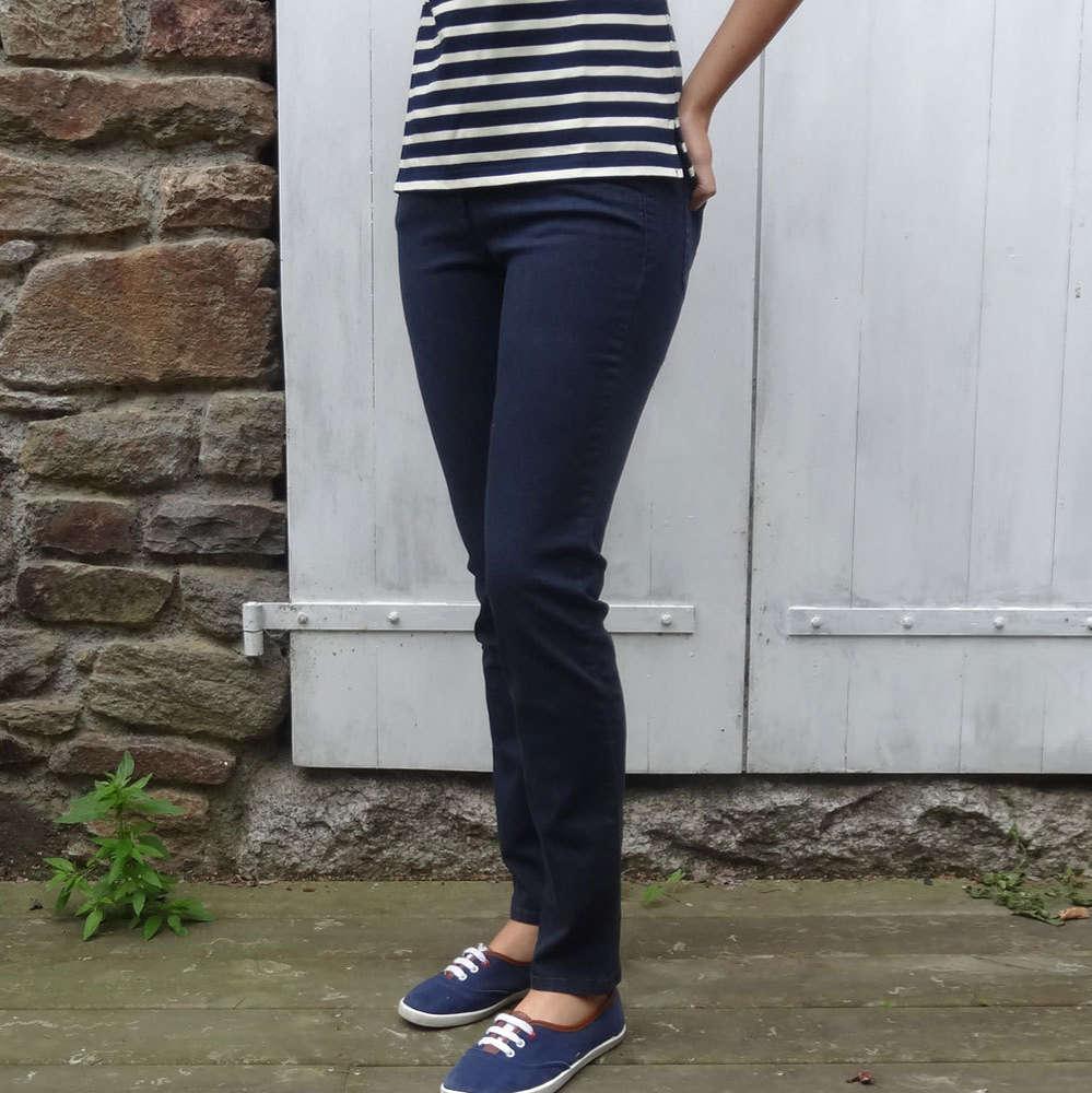 PACIFICO - MAT DE MISAINE pantalon slim femme