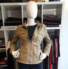 DELFINA - MOUSQUETON clothing - Saharian jacket