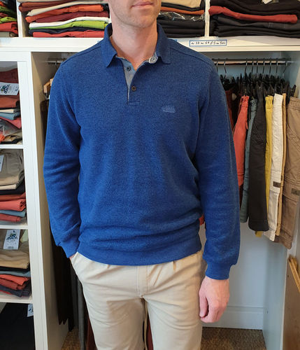 AVEN - CAPMARINE - Wool/Cotton sweater