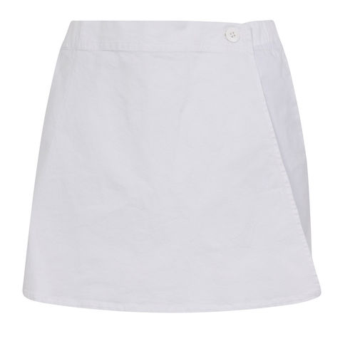 EOLINE - Mousqueton vêtements - Jupe-short, BLANC