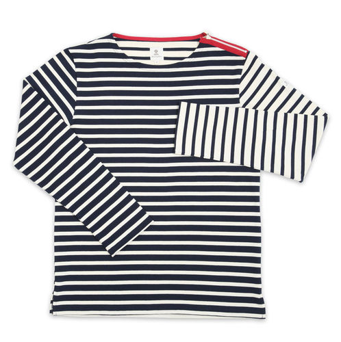 MARJAN Mousqueton clothing unisex mixed colors breton shirt