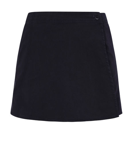 EOLINE - Mousqueton vêtements - Jupe-short, MARINE