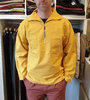 LE GLAZIK VAM ORGANIC COTTON YELLOW SAILCLOTH SMOCK